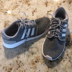 Adidas Women's Cloadfoam QT Racer Running Shoes